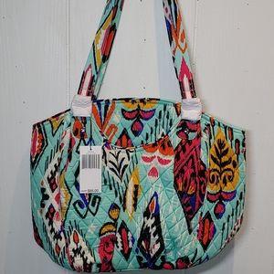 Vera Bradley Glenna Shoulder Bag in Pueblo